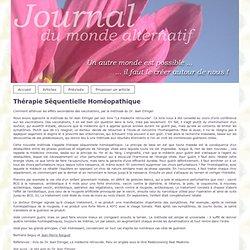 Thérapie Séquentielle Homéopathique