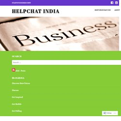 Sequoia Capital – Top Investors In Helpchat Funding – HelpChat India