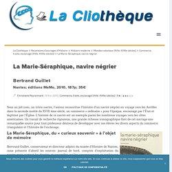 La Marie-Séraphique, navire négrier - La Cliothèque