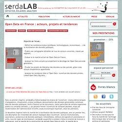 Open Data en France : acteurs, projets et tendances