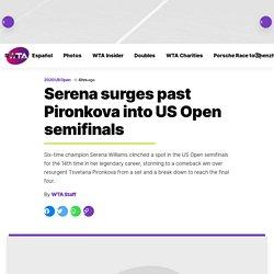 "Serena ☆"" Surges"