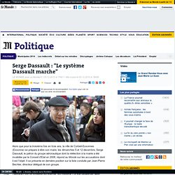 """[2010] """"Le système Dassault marche"""""""