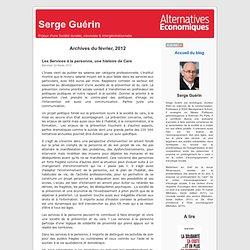 Serge Guérin » 2012 » février