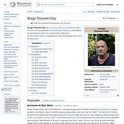 Serge Teyssot-Gay