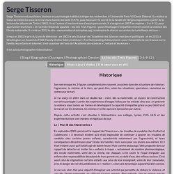 Le jeu des 3 figures Serge Tisseron