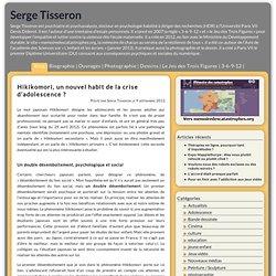 Serge Tisseron: blog