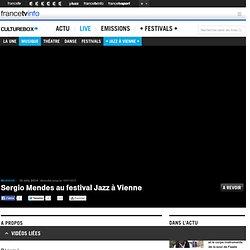 Sergio Mendes au festival Jazz à Vienne