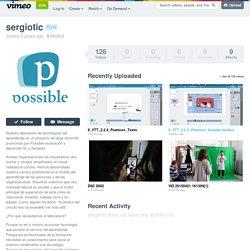 sergiotic on Vimeo