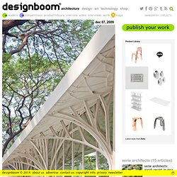 serie architects / chris lee and kapil gupta: the tote, mumbai