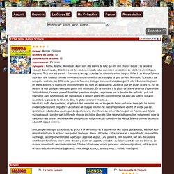 Série BD : Manga Science