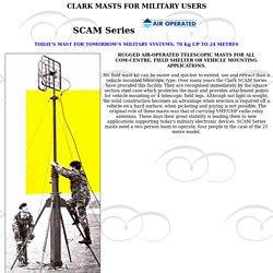 SCAM Series Clark Military Masts