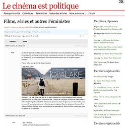 Films, séries et autres Féministes