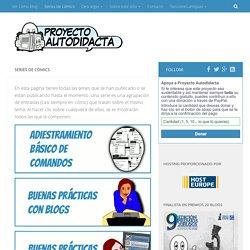 Series de cómics | Proyecto Autodidacta