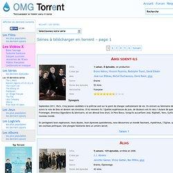 Torrents à télécharger - Les séries