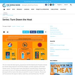 Series: Turn Down the Heat