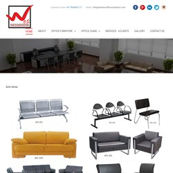 Sofa Series - Office Chairs - Western Office Solutions