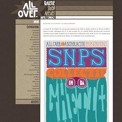 Sérigraphie ALL-OVER galerie, expositions collectives et individuelles axées autour de la sérigraphie artisanale