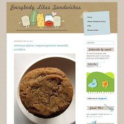 serious spice: vegan garam masala cookies