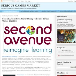 SERIOUS GAMES MARKET