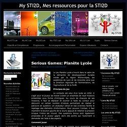 Serious Games: Planète Lycée