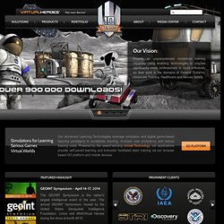 Moonbase Alpha Game.com : NASA SERIOUS GAME SIMULATION | Real-Ti