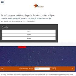 Un serious game mobile sur la protection des données en ligne