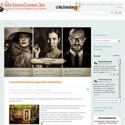 Un jeu en ligne pour apprendre Photoshop