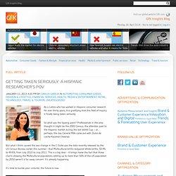 GfK Insights Blog