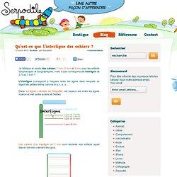 Blog » Résultats de recherche » interligne