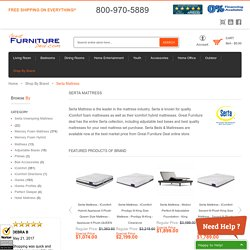 Serta Mattress – Save up to 40% on Serta Mattress