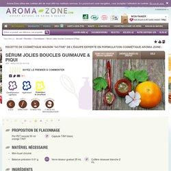 Sérum Jolies boucles Guimauve & Piqui