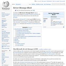 Server Message Block