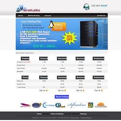 ServerLanka.com - Shared Web hosting