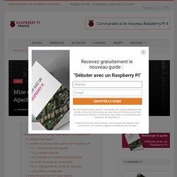 Mise en place d'un serveur web Apache sur Raspberry Pi - Raspberry Pi France