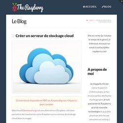 Créer un serveur de stockage cloud avec le Raspberry pi