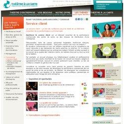 Service client - Améliorer l'accueil client - Qualité de service