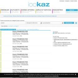 Emploi & Service - Petites annonces gratuites - Iookaz