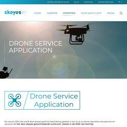 Drone Service Application
