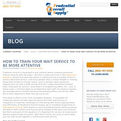 How to Train Your Wait Service to Be More Attentive