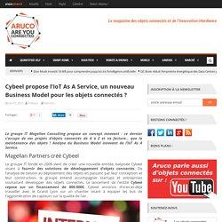 L'IoT as a service, le nouveau Business Model des objets connectés