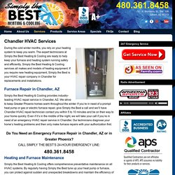 All Day HVAC and Furnace Repair Services in Chandler