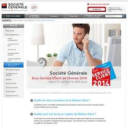 Service Client de l'Année 2014