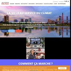 La ville au service du climat - L'Esprit Sorcier - Dossier #4