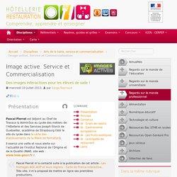 Image active. Service et Commercialisation