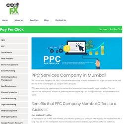 Best PPC Service Agency in Mumbai, India