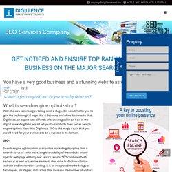 SEO Service Company UAE, SEO Agency Dubai - Digillence Rolson