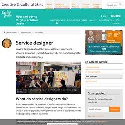 Service designer