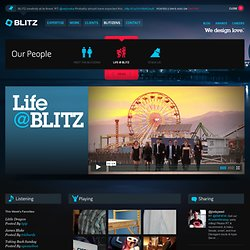 BLITZ - Integrated Agency. Digital DNA. | Our People