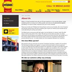 Midas - Car Service