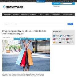 Drive-to-store: eBay étend son service de click-and-collect aux anglais